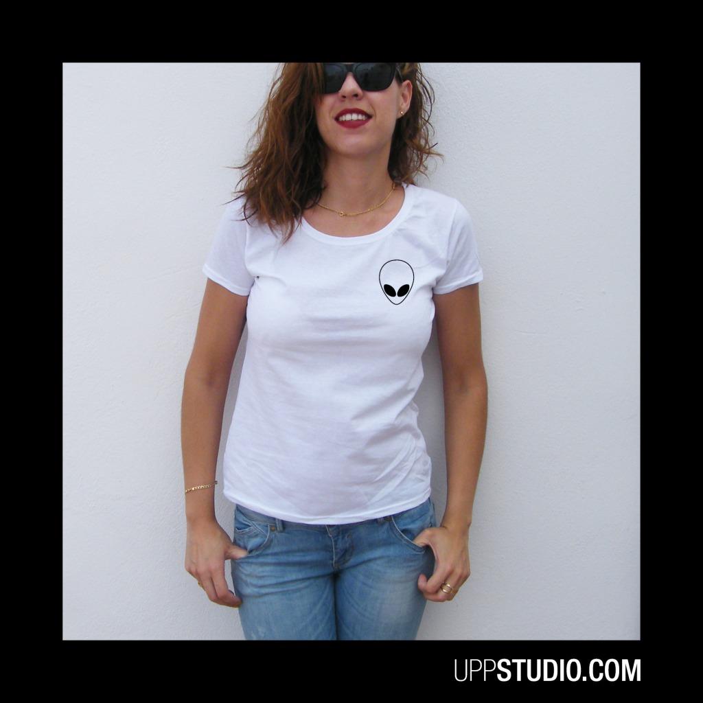 Camiseta Alien | UppStudio
