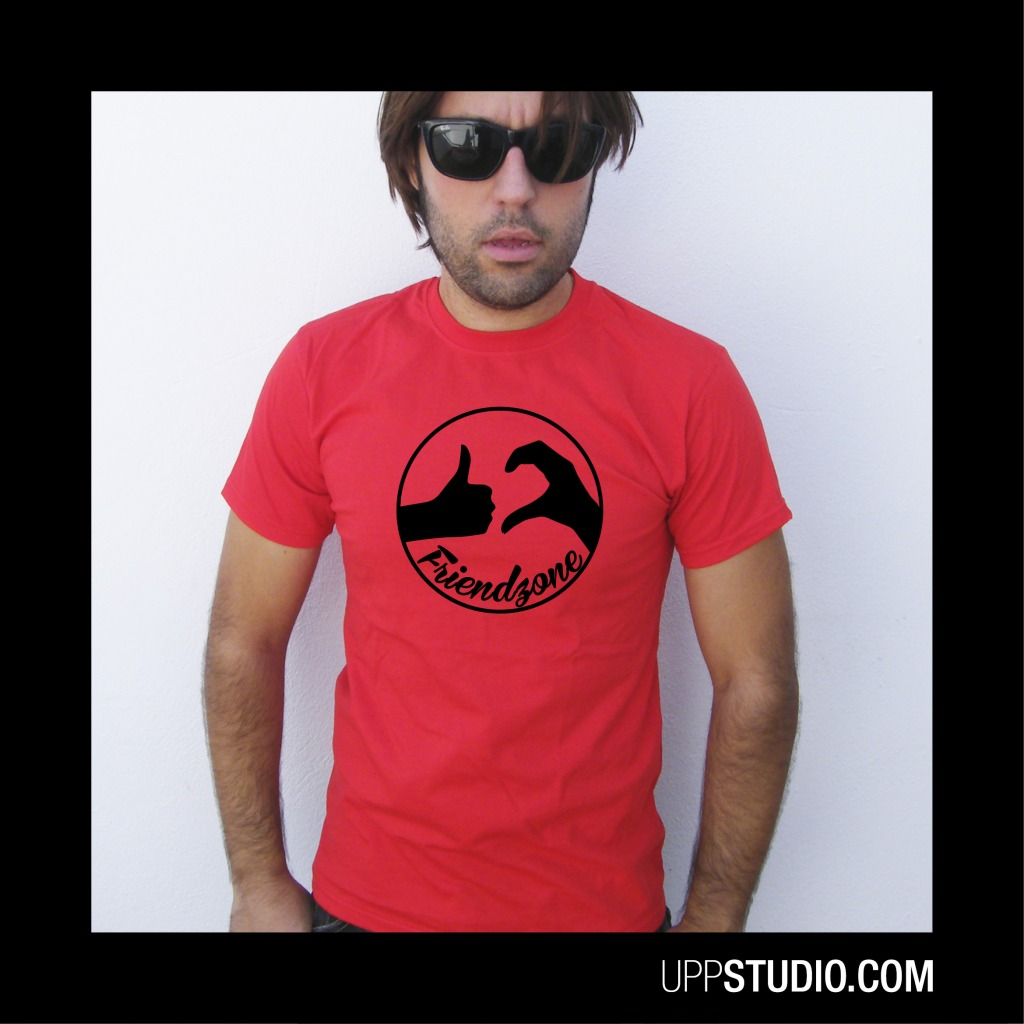 Camiseta Friendzone Logo | UppStudio