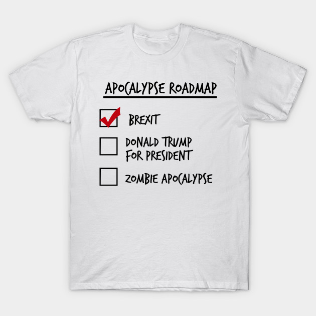 Camiseta Apocalypse Roadmap