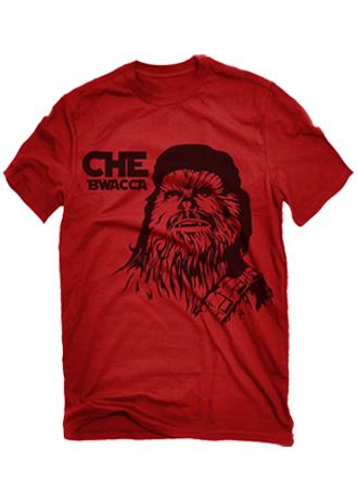 Camiseta Che Bwacca | Star Wars | La Guerra de las Galaxias