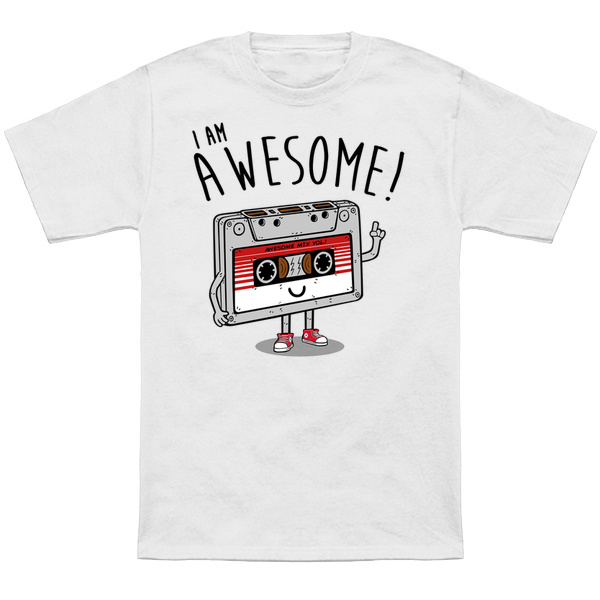 Camiseta I Am Awesome | NeatoShop