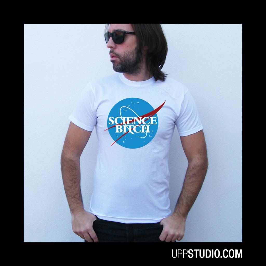 Camiseta Science Bitch Breaking Bad Camisetas Chulas