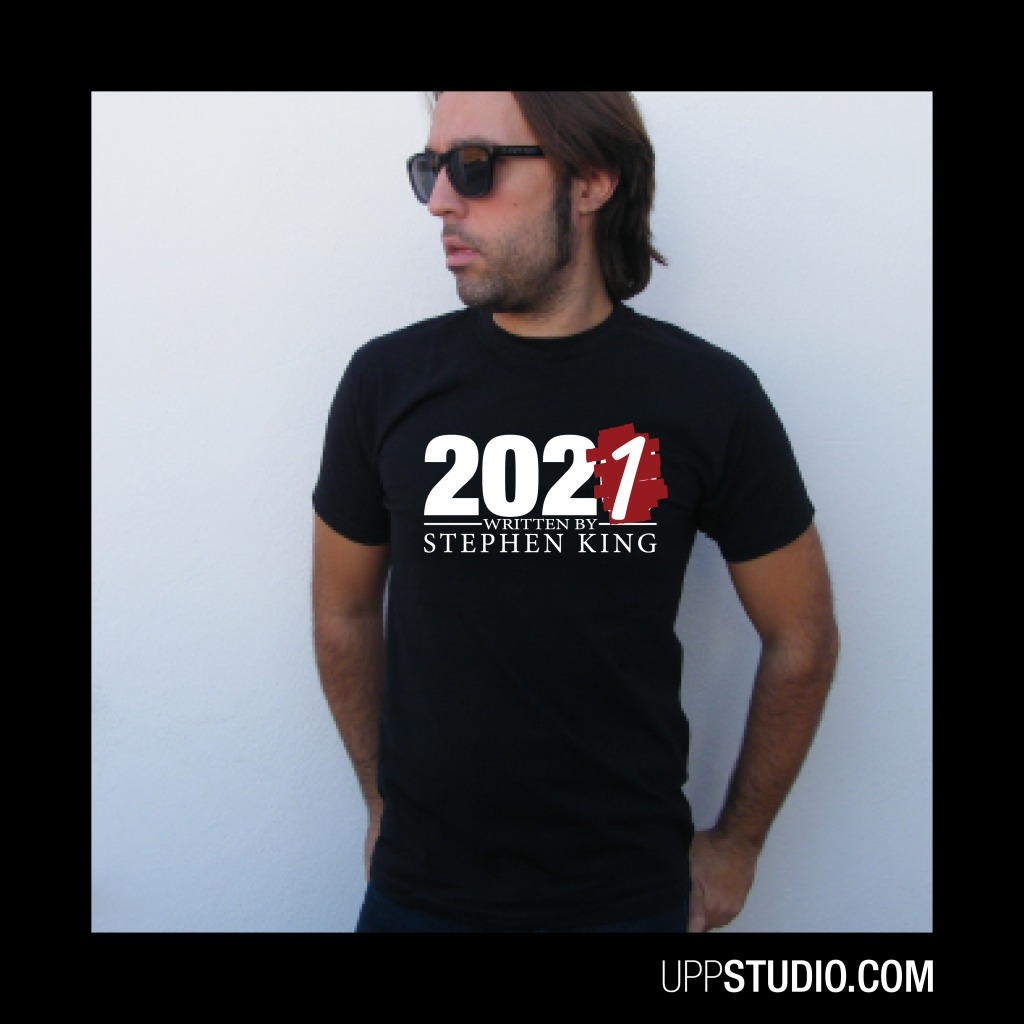 Camiseta 2021 Written And Directed By Stephen King