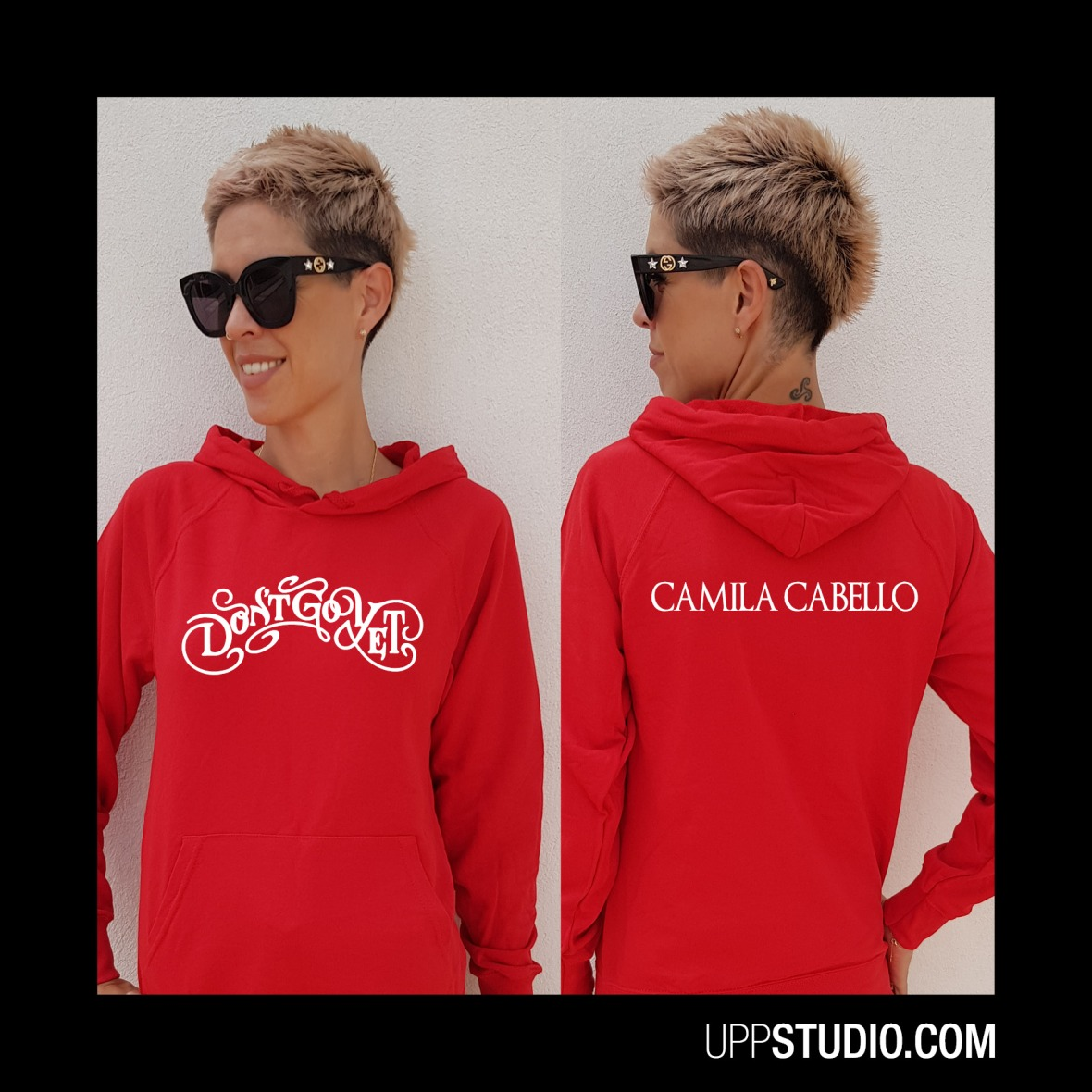 Sudadera Don't Go Yet Camila Cabello Hoodie Camiseta Felpa Sweatshirt Familia Comprar Barata Buy Cheap